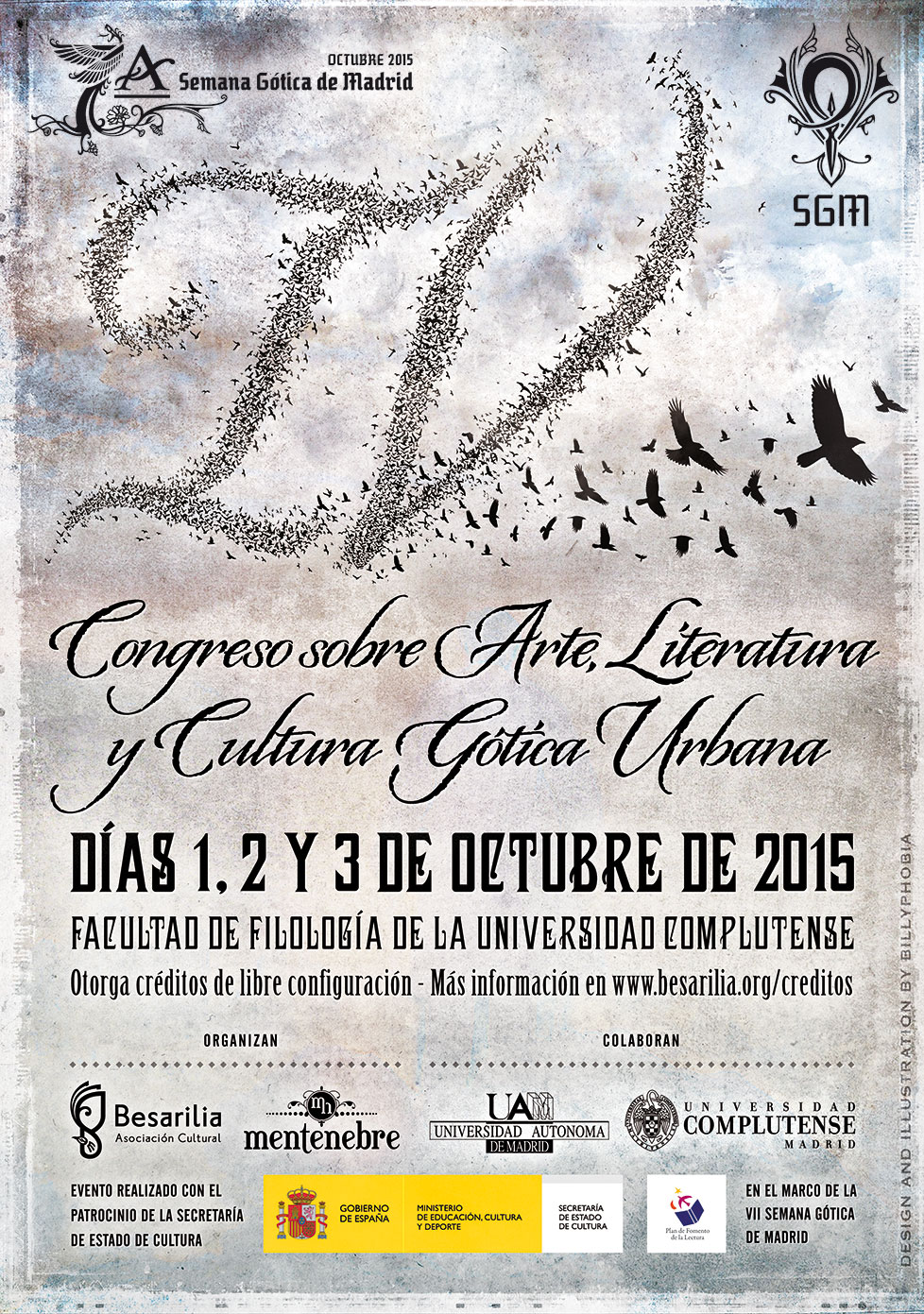 IV Conference on Arts, Literature and Urban Gothic Culture
