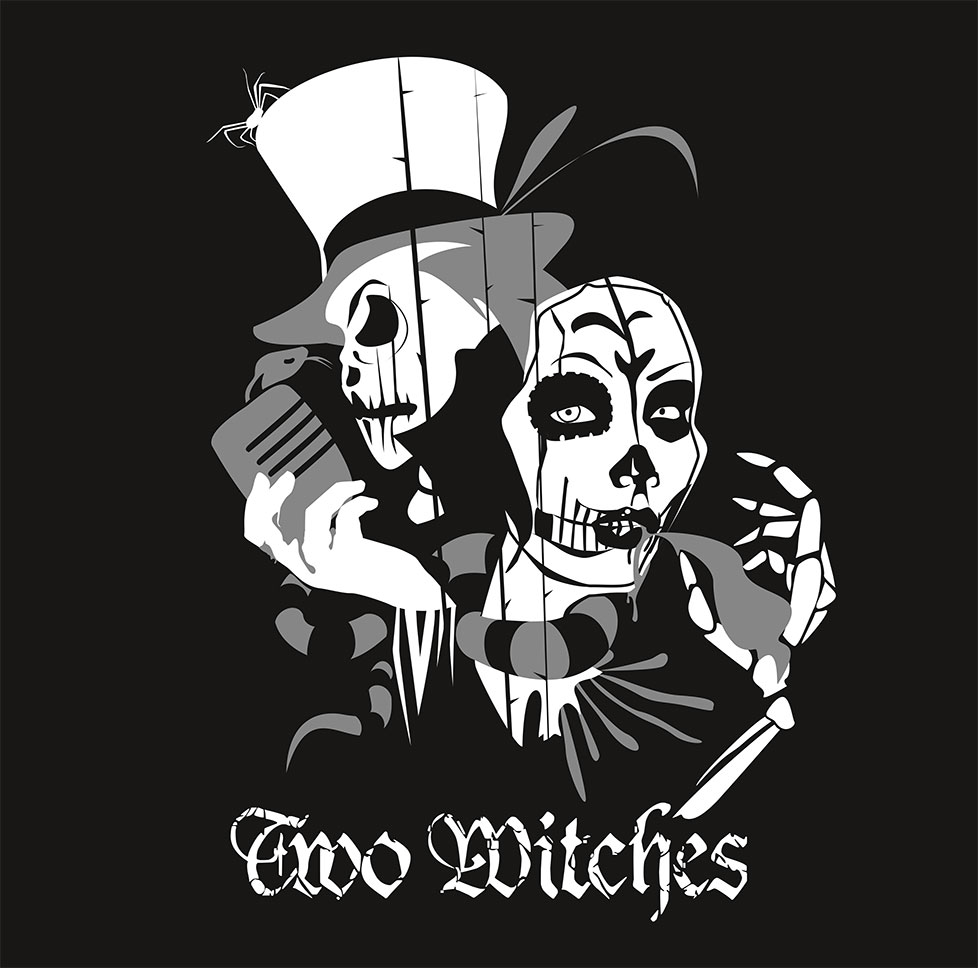 Two Witches - SGM FEST 2017 - Semana Gótica de Madrid Festival
