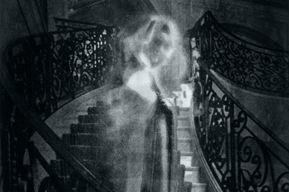 Cinco indicios de que los fantasmas son algo serio FotoPANPASMA