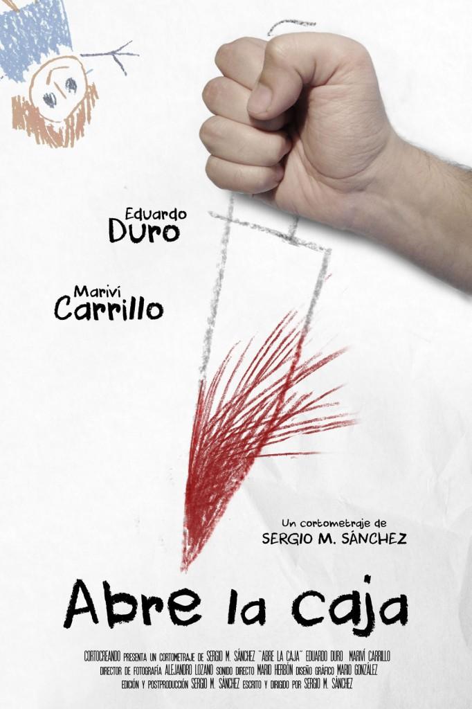 "Cortometraje ""Abre la caja"" - Ventana Oscura 2014 - VI Semana Gótica de Madrid"
