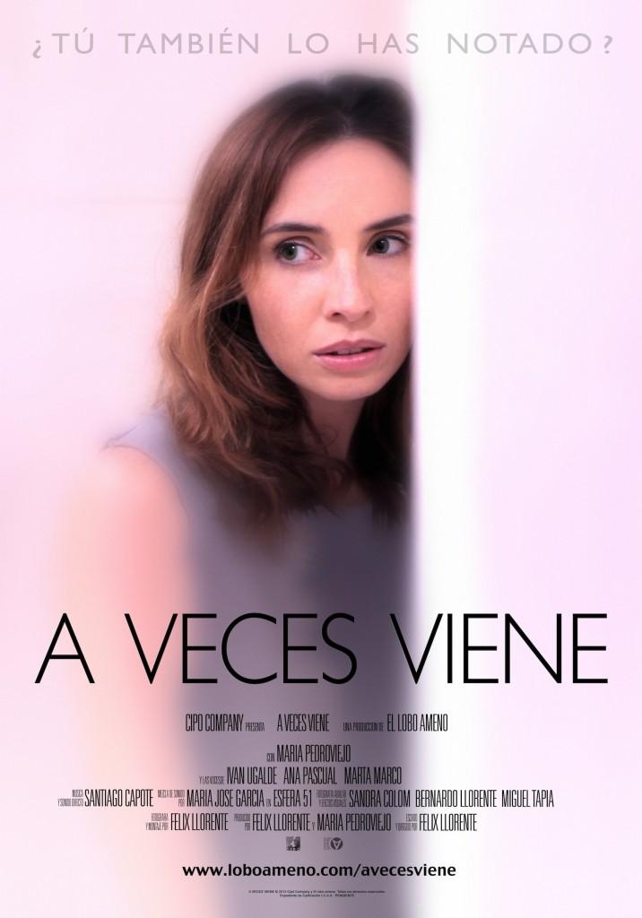 "Cortometraje ""A veces viene"" - Ventana Oscura 2014 - VI Semana Gótica de Madrid"