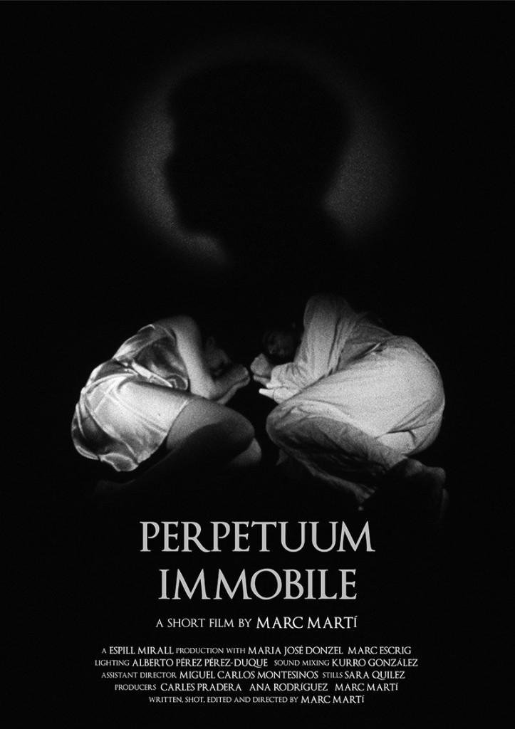 "Cortometraje ""Perpetuum Immobile"" - Ventana Oscura 2014 - VI Semana Gótica de Madrid"