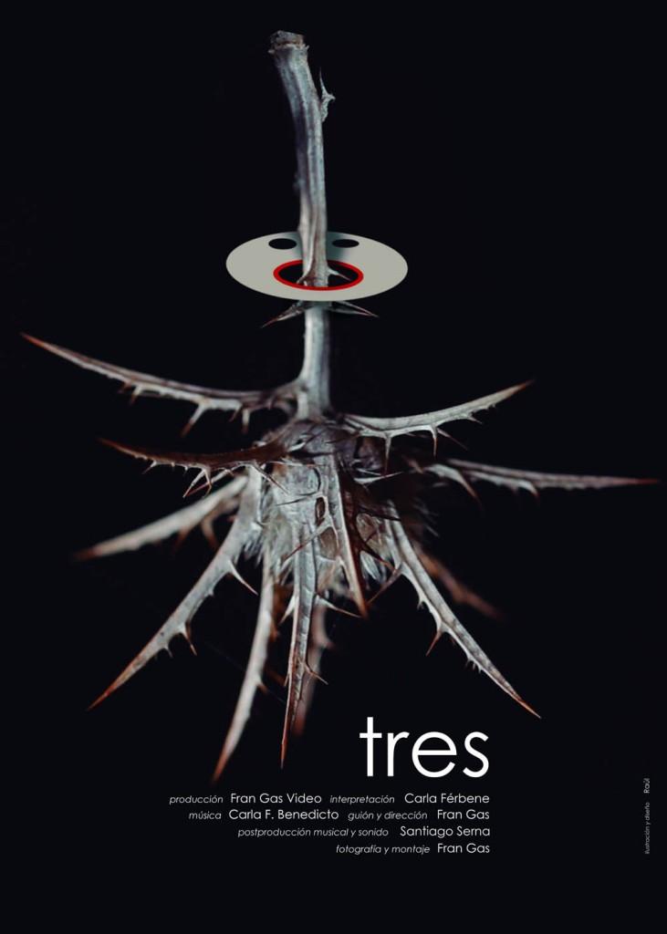 "Cortometraje ""Tres"" - Ventana Oscura 2014 - VI Semana Gótica de Madrid"