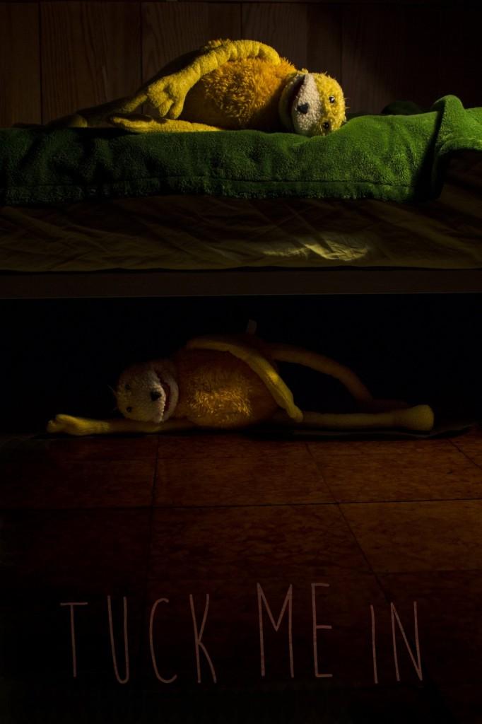 "Cortometraje ""Tuck Me In"" - Ventana Oscura 2014 - VI Semana Gótica de Madrid"