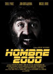 Hombre2000 - Corto seleccionado para la VII edición de la Ventana Oscura (SGM2015)