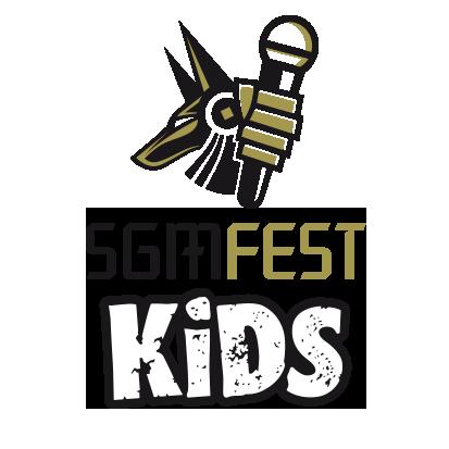 Logo SGM Fest Kids