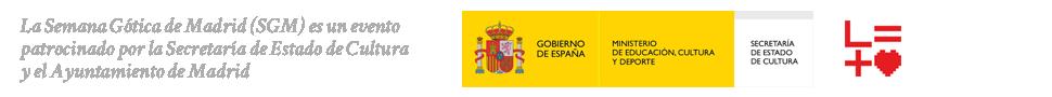 Secretaría de Estado de Cultura y Ayuntamiento de Madrid